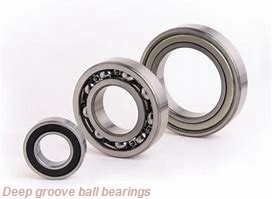 17 mm x 30 mm x 7 mm  skf W 61903 R-2Z Deep groove ball bearings