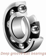 70 mm x 125 mm x 24 mm  skf 6214-Z Deep groove ball bearings