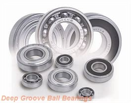 timken 6319-RS-C3 Deep Groove Ball Bearings (6000, 6200, 6300, 6400)