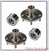 55 mm x 70 mm x 70 mm  skf PSM 557070 A51 Plain bearings,Bushings