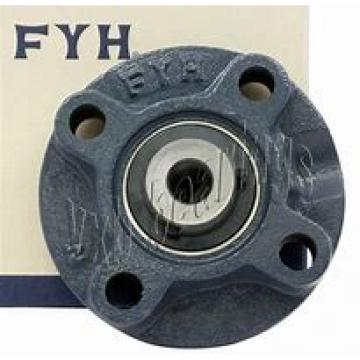 skf FYR 4-3 Roller bearing round flanged units for inch shafts
