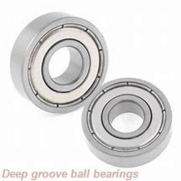 17 mm x 40 mm x 12 mm  skf 6203-2RSL Deep groove ball bearings