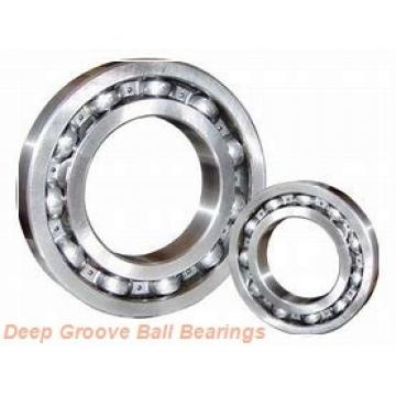 45 mm x 100 mm x 25 mm  timken 6309-RS Deep Groove Ball Bearings (6000, 6200, 6300, 6400)