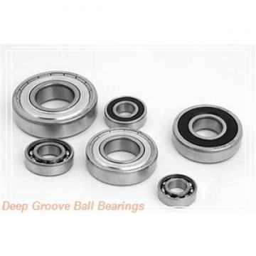 timken 6311-2RZ-NR Deep Groove Ball Bearings (6000, 6200, 6300, 6400)