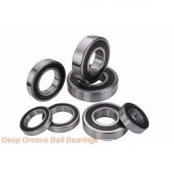 50 mm x 110 mm x 27 mm  timken 6310M-C3 Deep Groove Ball Bearings (6000, 6200, 6300, 6400)