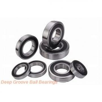 timken 6318M-C3 Deep Groove Ball Bearings (6000, 6200, 6300, 6400)