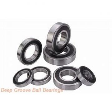 90 mm x 190 mm x 43 mm  timken 6318-Z Deep Groove Ball Bearings (6000, 6200, 6300, 6400)