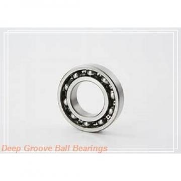 timken 6316-RS Deep Groove Ball Bearings (6000, 6200, 6300, 6400)