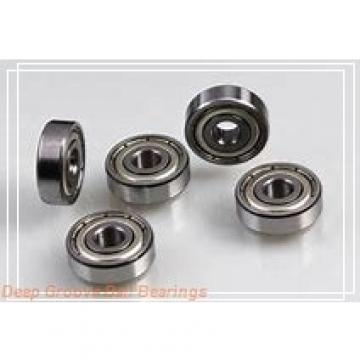 80 mm x 170 mm x 39 mm  timken 6316M-C3 Deep Groove Ball Bearings (6000, 6200, 6300, 6400)