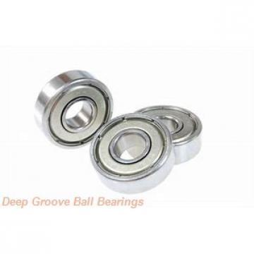 timken 6313-Z-NR Deep Groove Ball Bearings (6000, 6200, 6300, 6400)