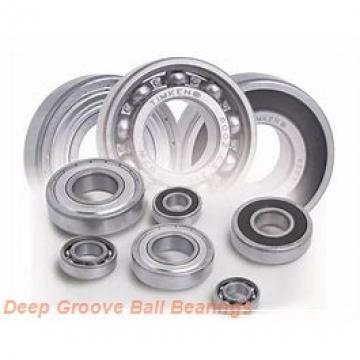 timken 6309-2RZ-NR Deep Groove Ball Bearings (6000, 6200, 6300, 6400)
