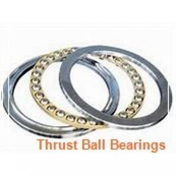 skf 53314 + U 314 Single direction thrust ball bearings