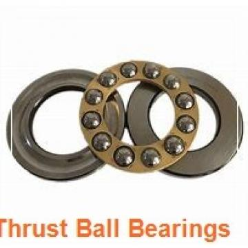 skf 51292 F Single direction thrust ball bearings