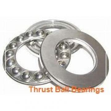 skf 510/850 M Single direction thrust ball bearings