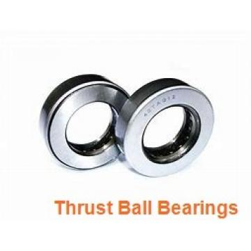 skf 51248 M Single direction thrust ball bearings