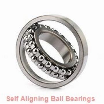 20 mm x 52 mm x 21 mm  skf 2304 E-2RS1TN9 Self-aligning ball bearings