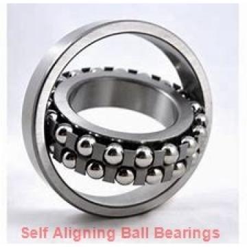 25 mm x 62 mm x 16 mm  skf 1206 EKTN9 + H 206 Self-aligning ball bearings