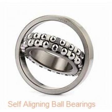 30 mm x 62 mm x 16 mm  skf 1206 EM Self-aligning ball bearings