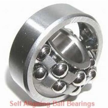 95 mm x 170 mm x 43 mm  skf 2219 KM Self-aligning ball bearings