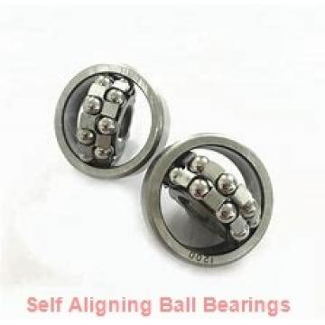 15 mm x 42 mm x 17 mm  skf 2302 E-2RS1TN9 Self-aligning ball bearings