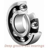 17 mm x 47 mm x 19 mm  skf 62303-2RS1 Deep groove ball bearings