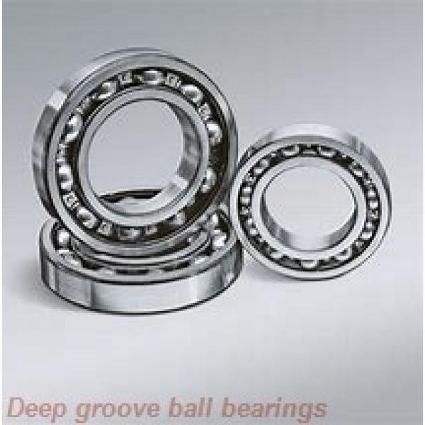 60 mm x 130 mm x 31 mm  skf 6312 N Deep groove ball bearings #1 image