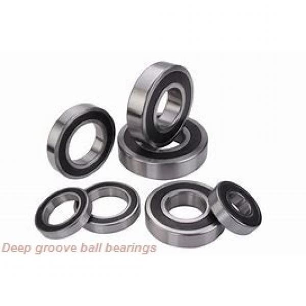 40 mm x 52 mm x 7 mm  skf W 61808 R Deep groove ball bearings #1 image