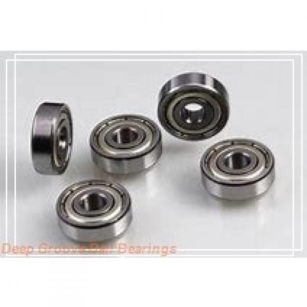 timken 6322-RS-C3 Deep Groove Ball Bearings (6000, 6200, 6300, 6400) #1 image