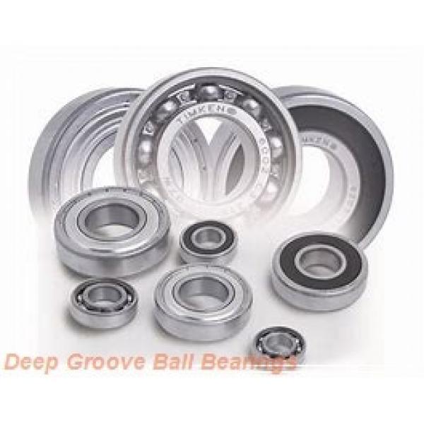 40 mm x 90 mm x 23 mm  timken 6308-Z Deep Groove Ball Bearings (6000, 6200, 6300, 6400) #2 image
