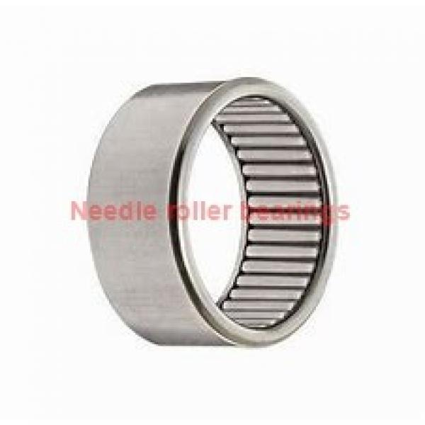 skf K 9x12x13 TN Needle roller bearings-Needle roller and cage assemblies #1 image