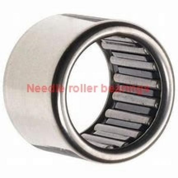 skf K 16x22x16 Needle roller bearings-Needle roller and cage assemblies #1 image