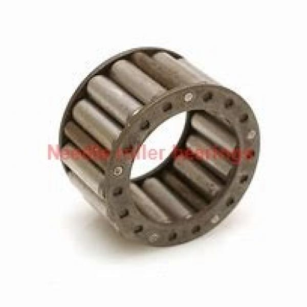 skf K 40x48x20 Needle roller bearings-Needle roller and cage assemblies #1 image