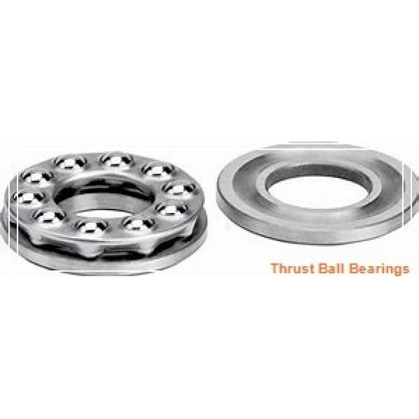 skf 53212 + U 212 Single direction thrust ball bearings #1 image