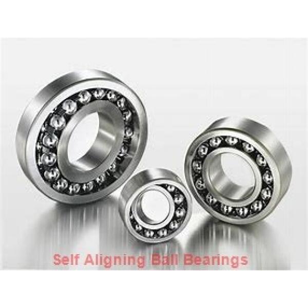 50 mm x 110 mm x 40 mm  skf 2310 E-2RS1KTN9 Self-aligning ball bearings #2 image