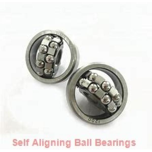 15 mm x 42 mm x 17 mm  skf 2302 E-2RS1TN9 Self-aligning ball bearings #1 image